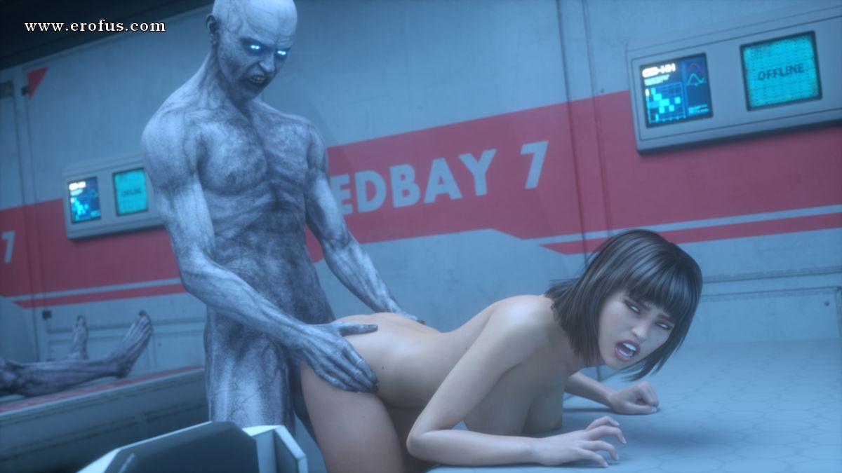Science fiction erotica