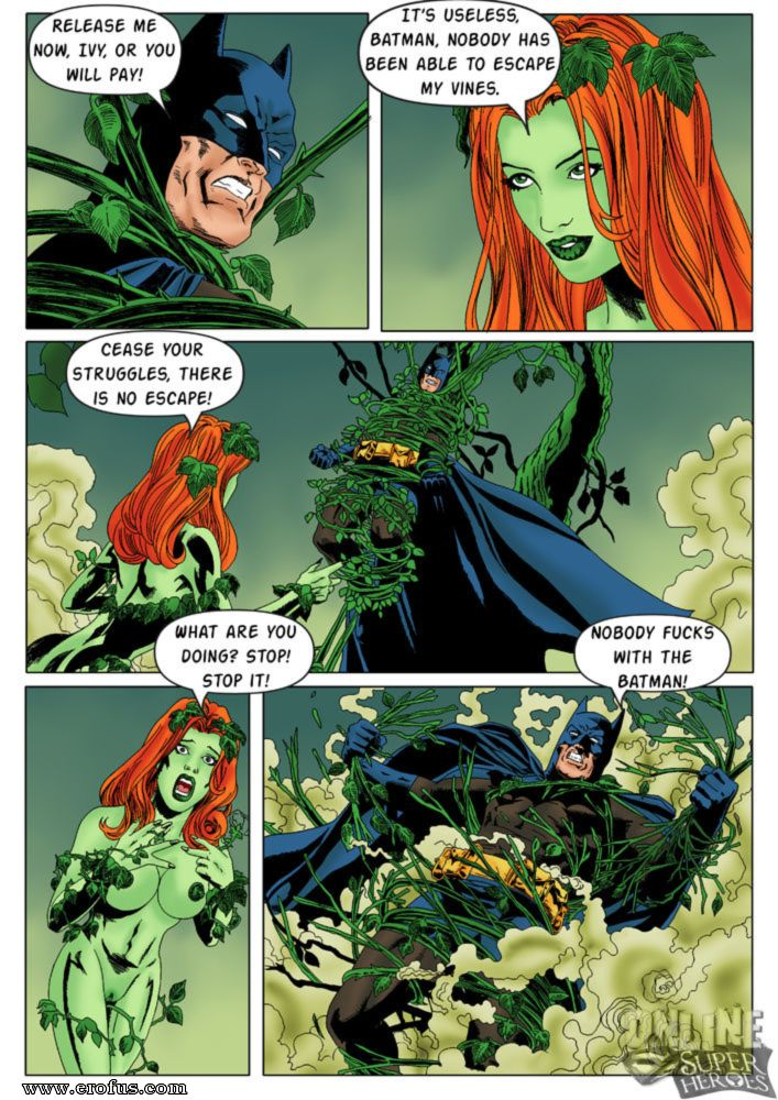 And porn batman ivy poison sex are not