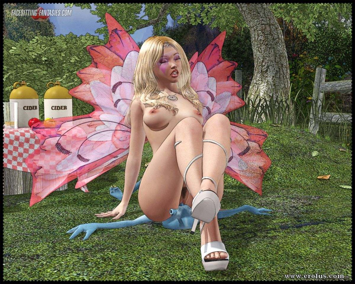 Light Fairy Porn Pics