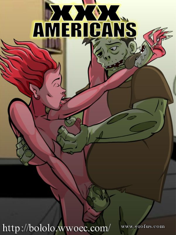 Ugly Americans Callie X Mark Lilly