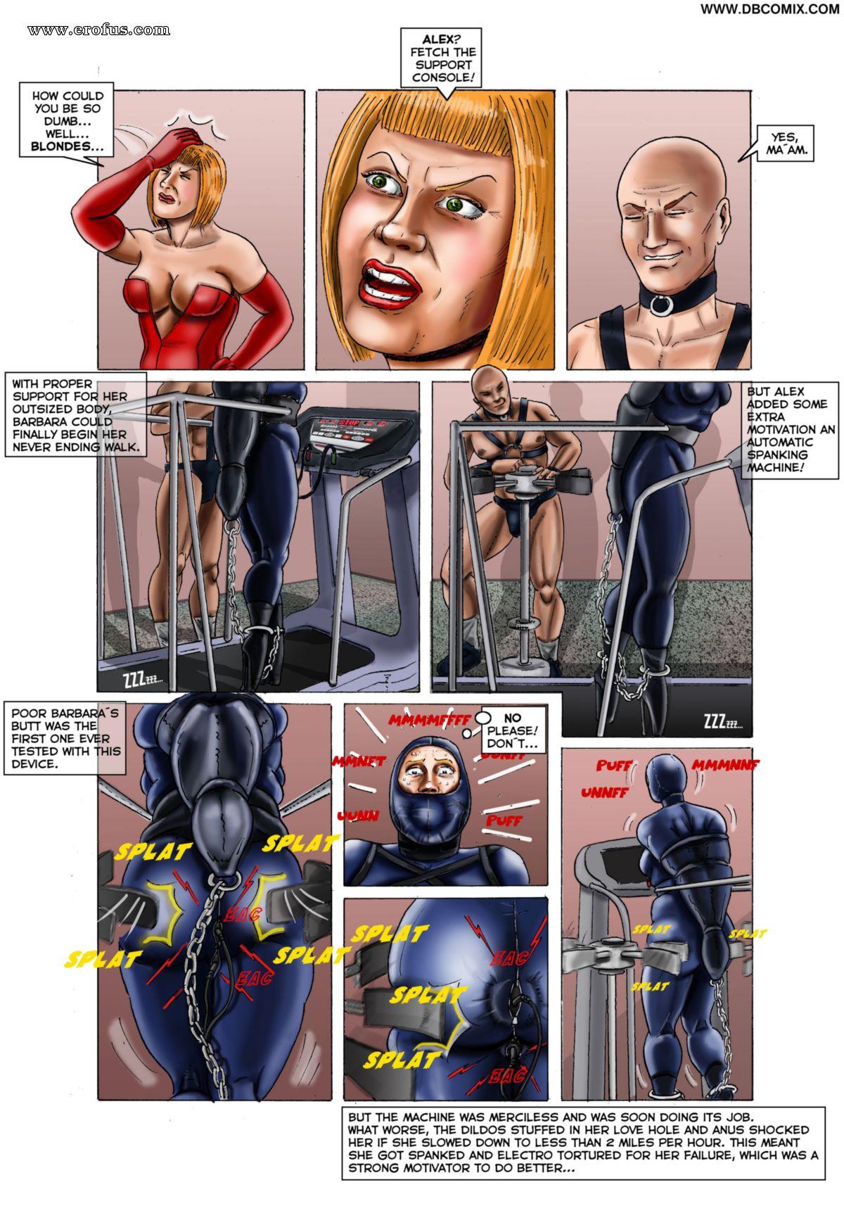Comics bondage Top 10