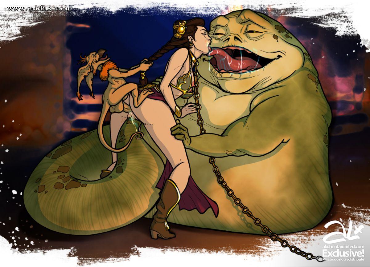 Princess Leia's Bikini
