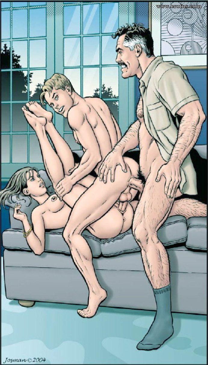 Bisexual comics xxx