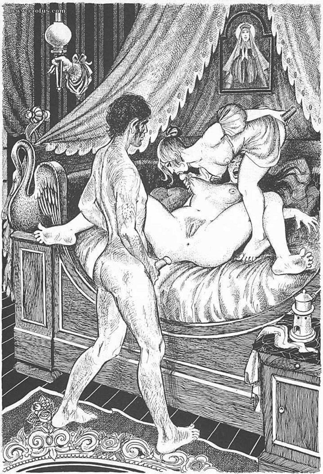 Sex, violence and self