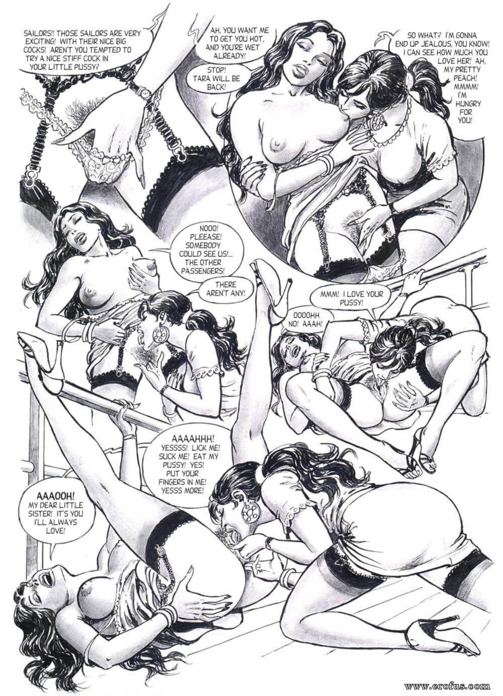 Hilda bondage
