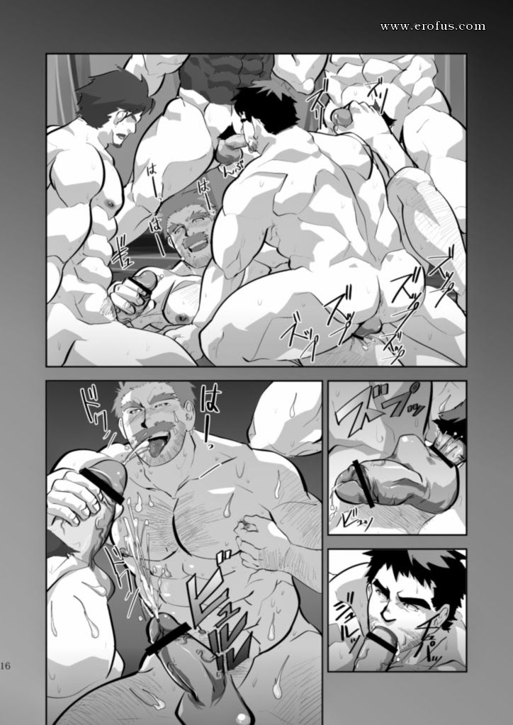 Порно Яой Геи Комиксы
