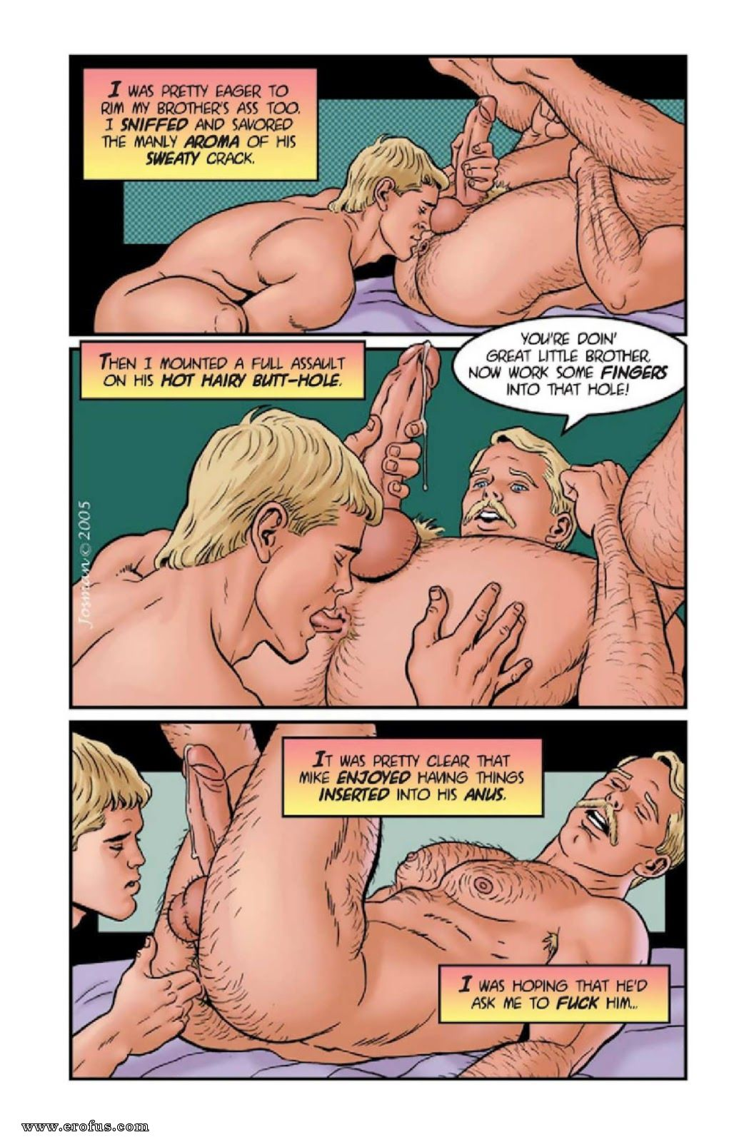 Порно Комиксы Геи На Русском