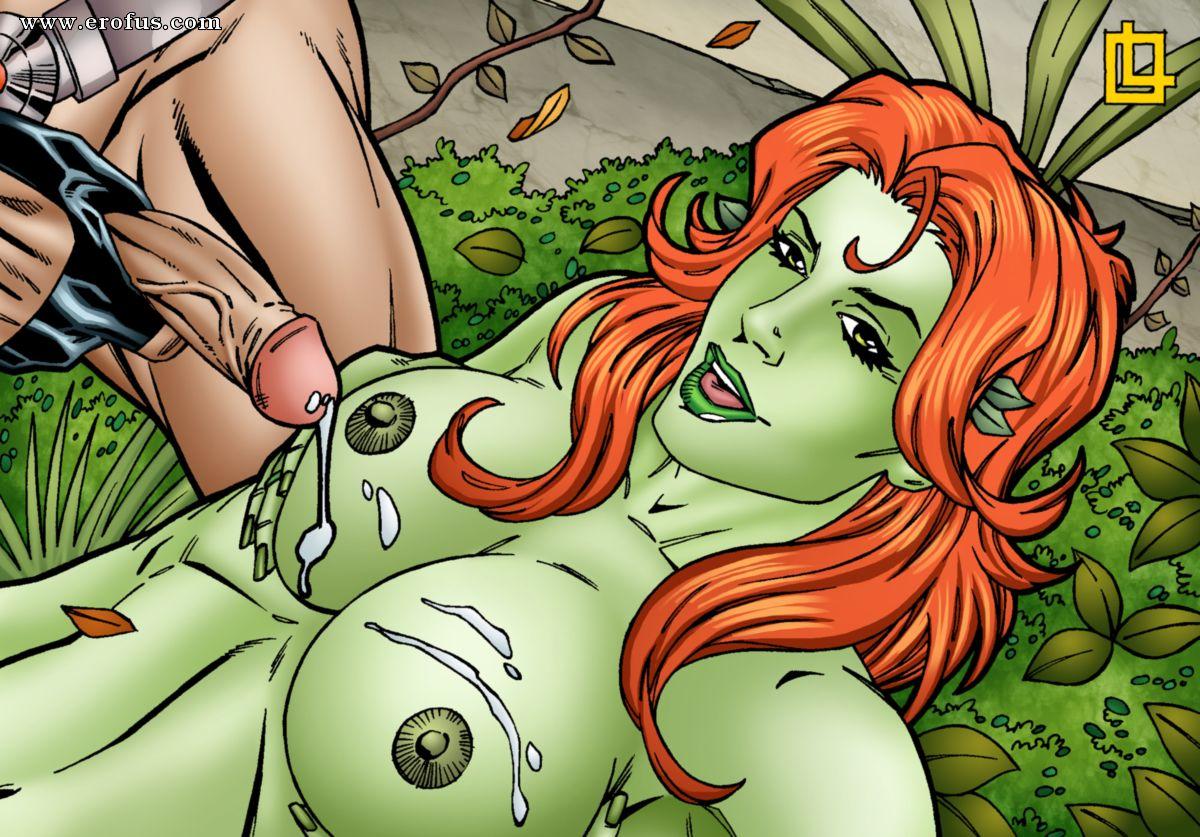 Poison Ivy Batman Sfm