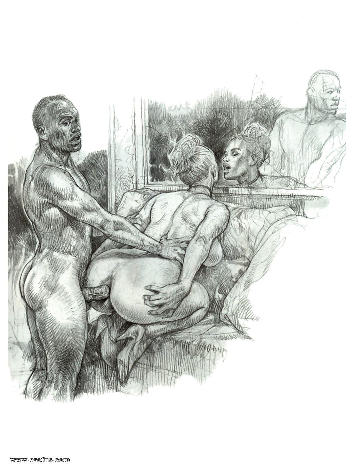Old Sex Drawings