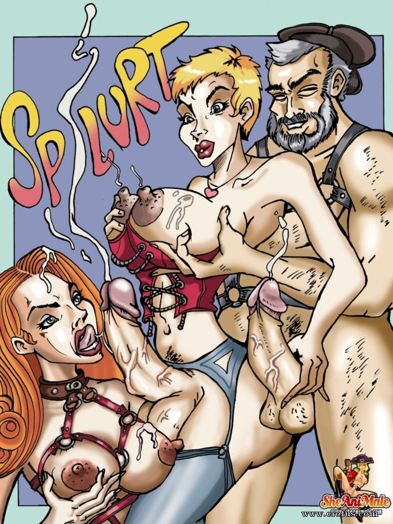 Watch free tranny cartoon porn online