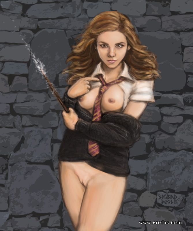 Emma watson nude harry potter porn