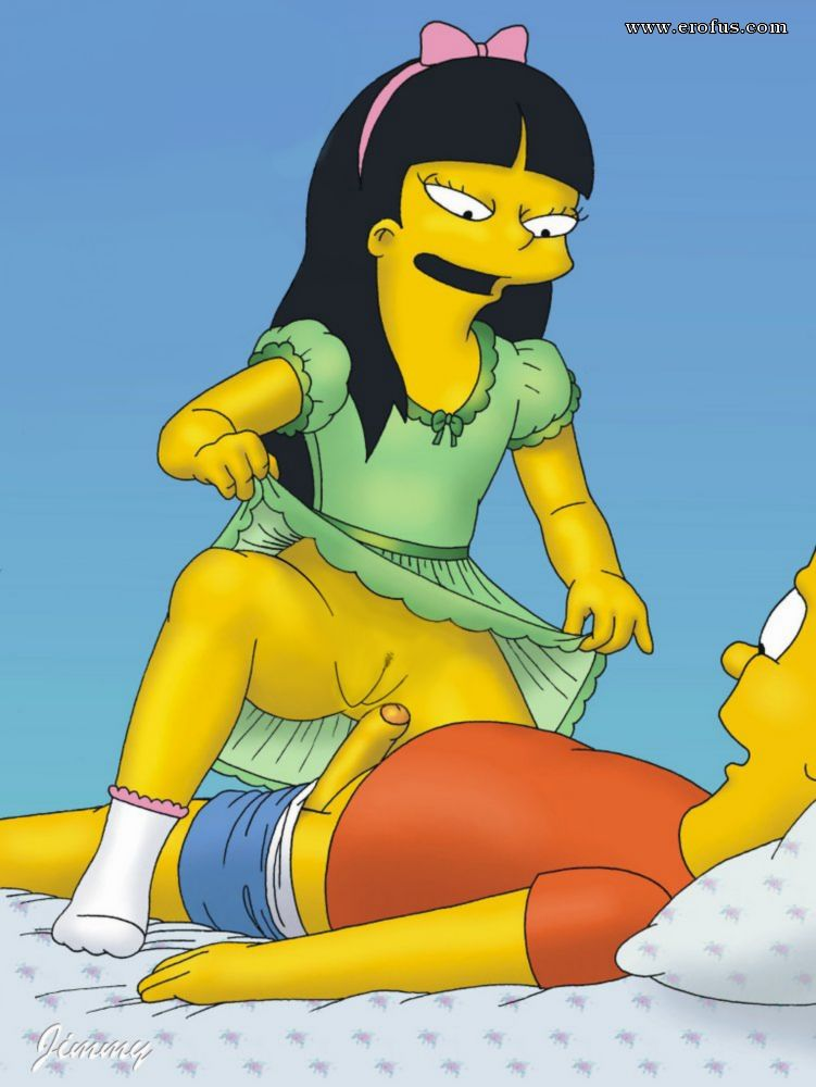 Hot simpsons sex
