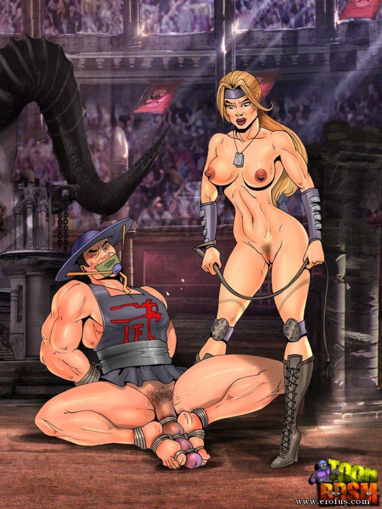 Mortal kombat hot porn