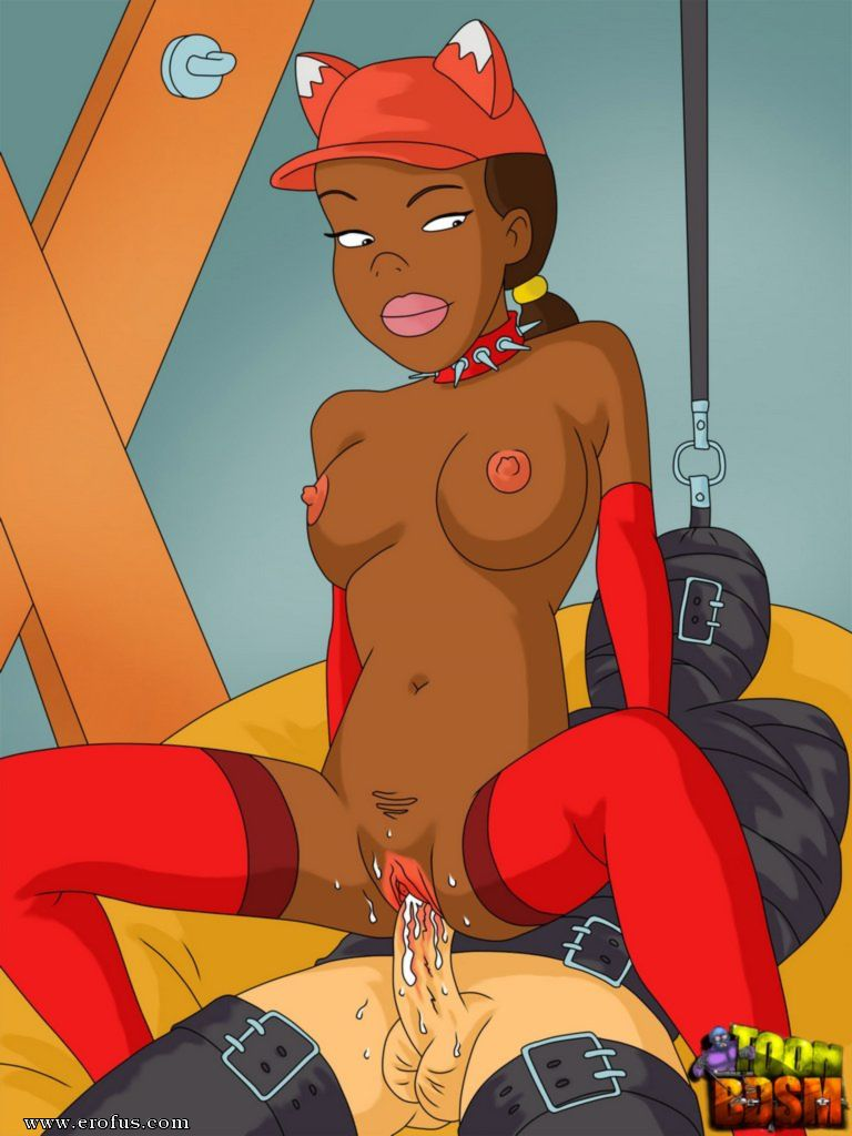 Drawn together nude scenes