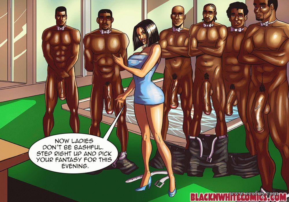 Wilkingson fucking interracial comix series sex thai fist