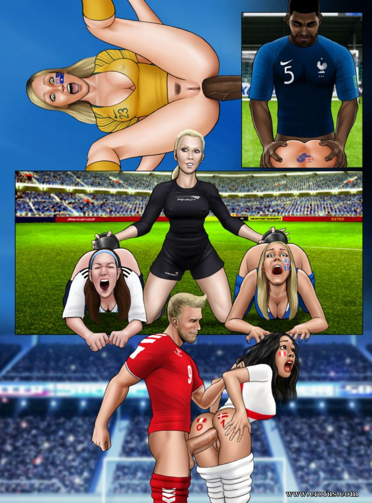 Fifa Porn page 9 | various-authors/extro/fifa-world-cup-russia-2018