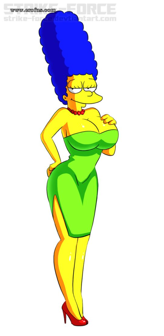 Loving small marge simpson nude