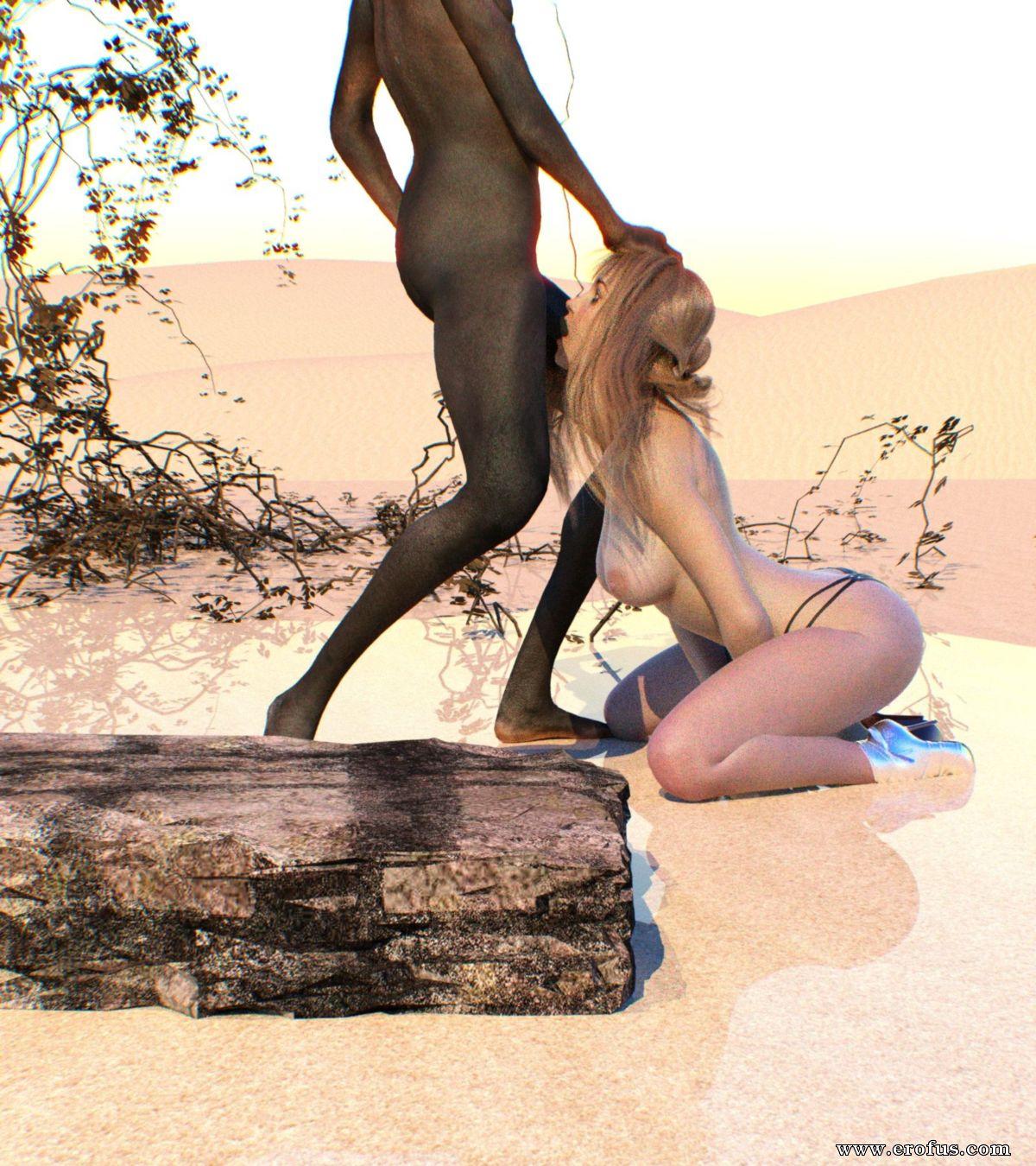 Desert porn