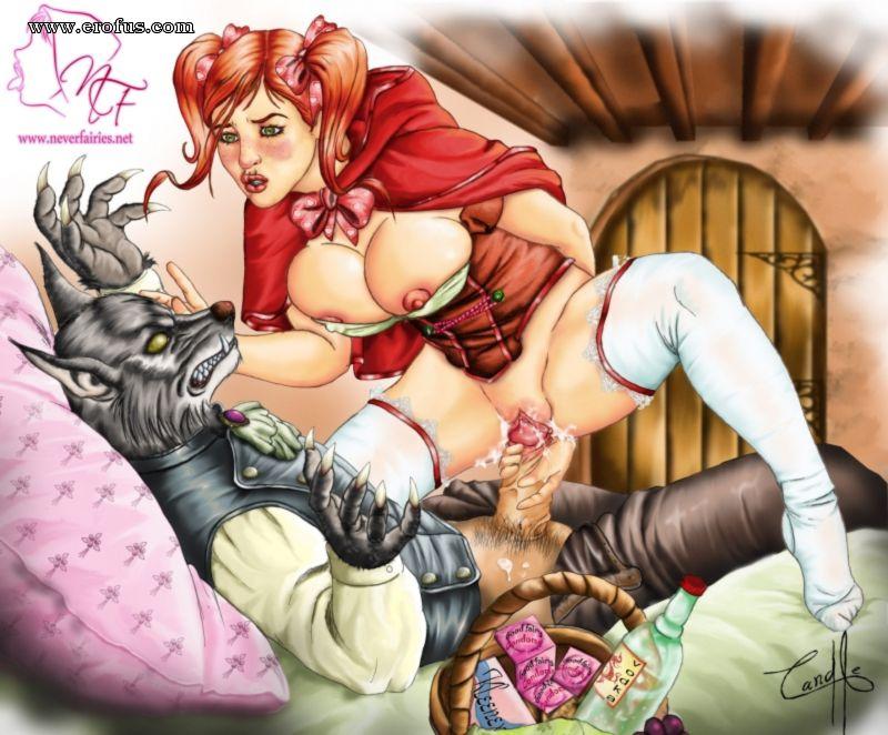 Fairy tale lucy hentai
