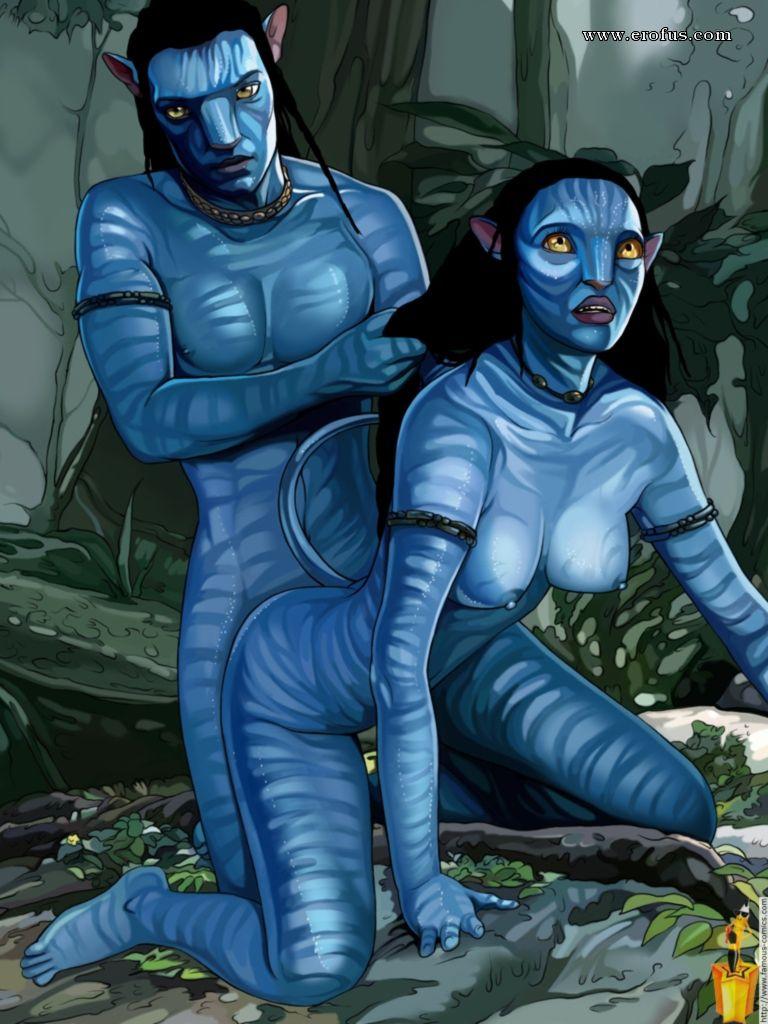 Hot avatar sex in full