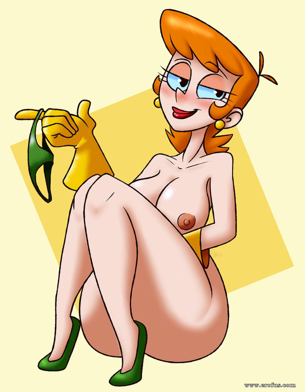 Dexter Laboratory Mom Naked Milf