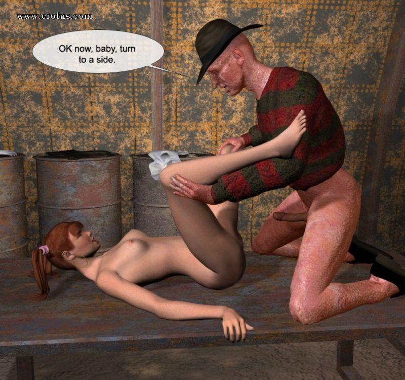 Фреди крюгер порно фильм