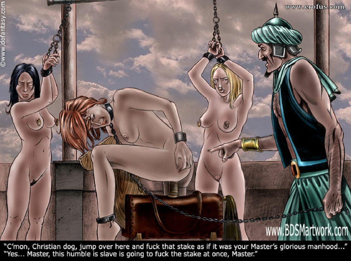 My life as a sex slave