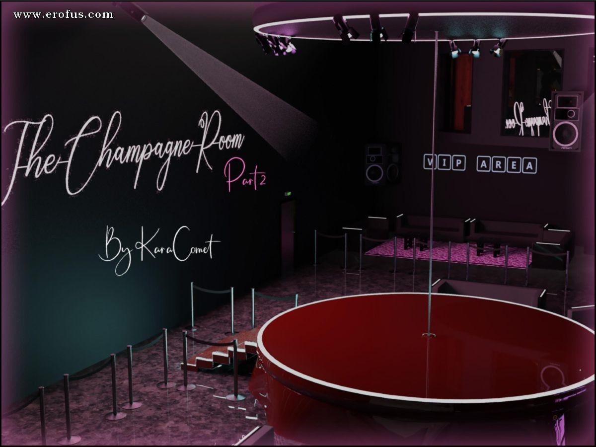 Aroa Porno Español page 1 | tg-comics/karacomet/the-champagne-room/issue-2