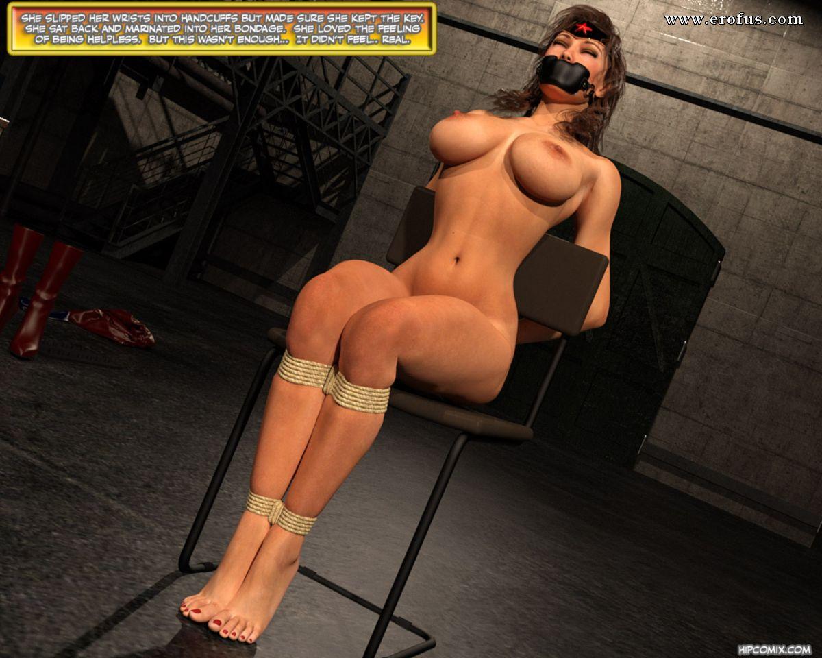 Nightmare Bondage Porn Videos page 31   hip-comix/blunder-woman-blunder-girl-self-bondage