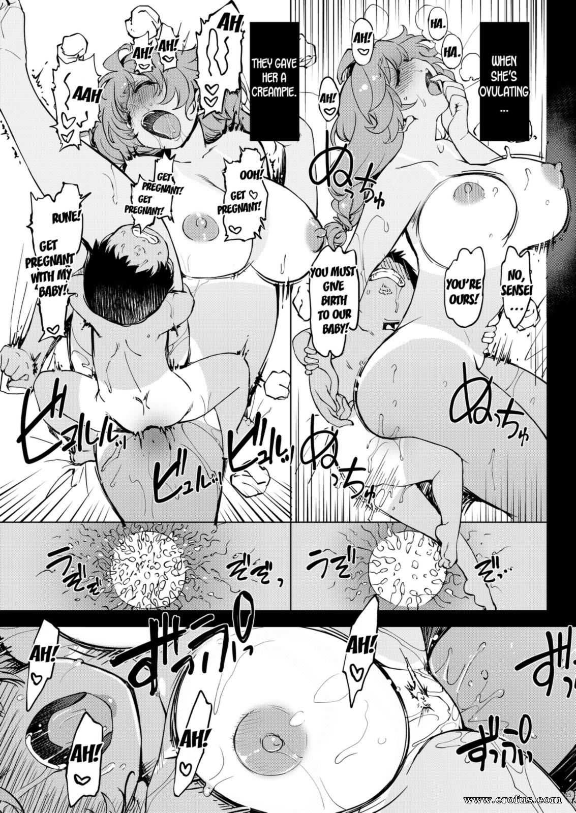 Get Pregnant Hentai page 14   hentai-and-manga-english/xration/motto-x2-onemuri