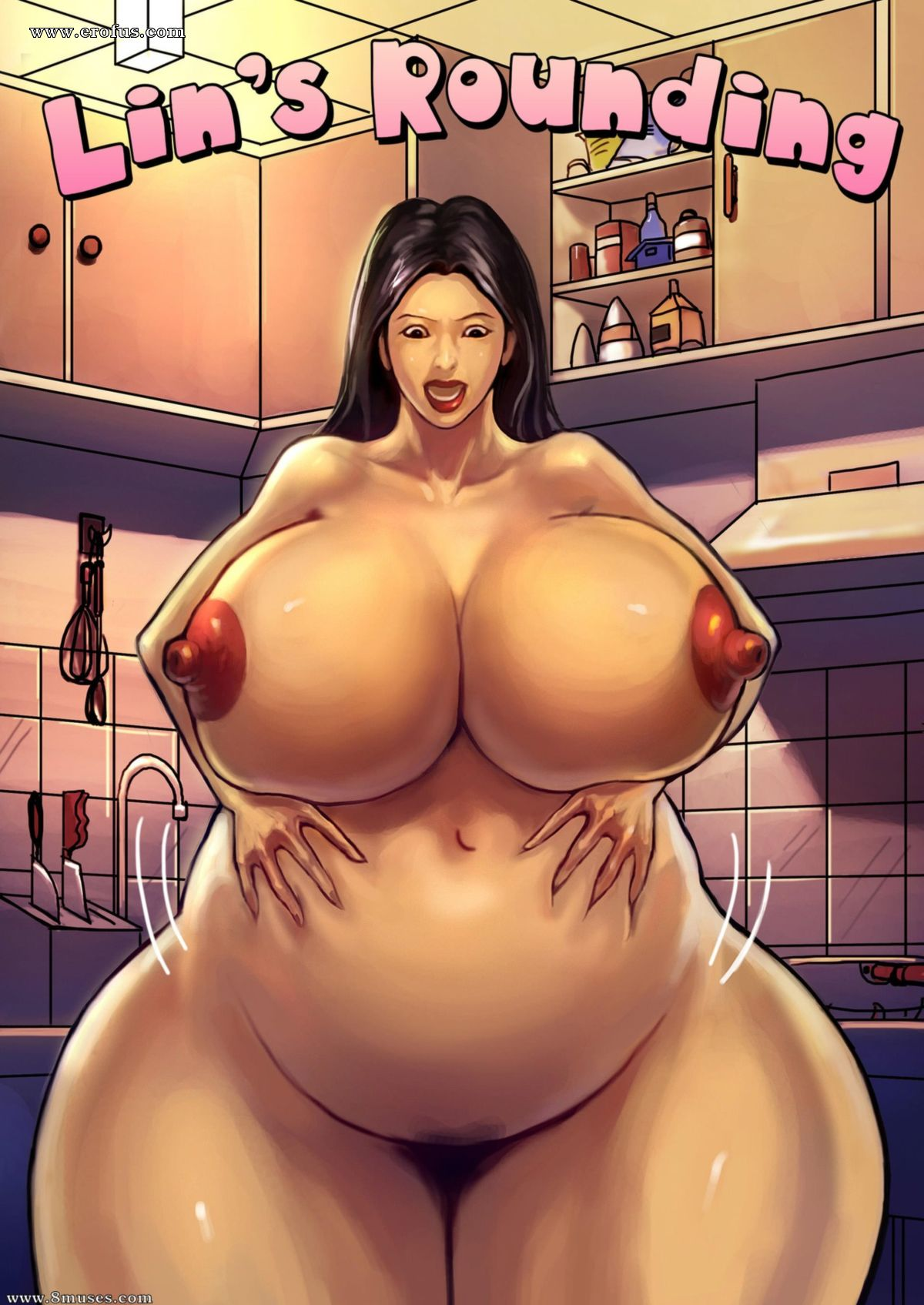 Hentai big boobs expansion