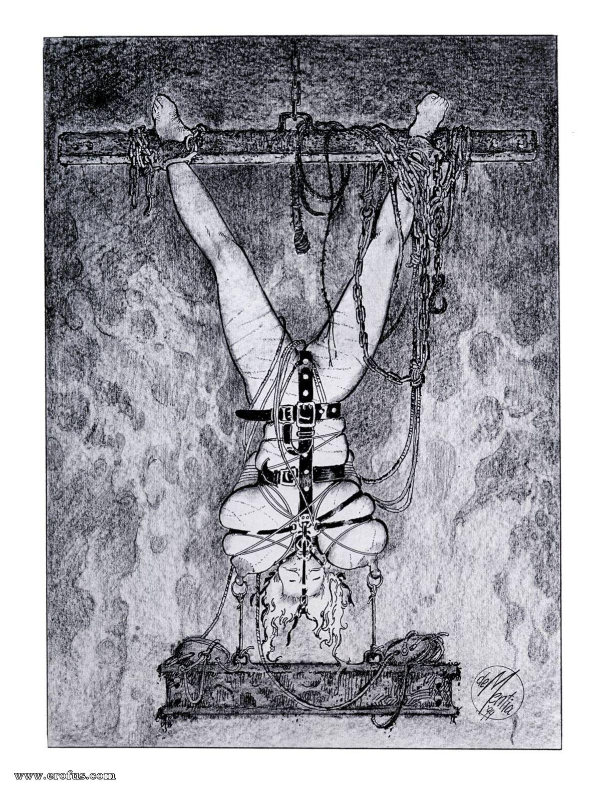 Bizarre bondage
