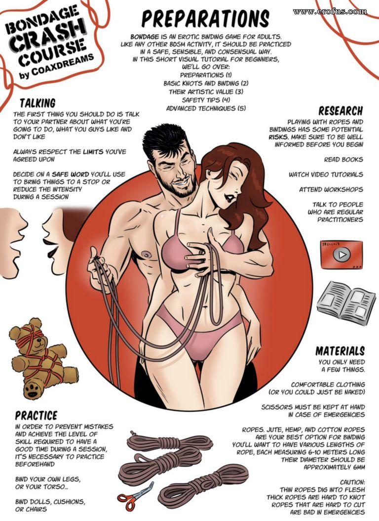 Course Porn page 1 | coax-comics/bondage-crash-course | erofus - sex and