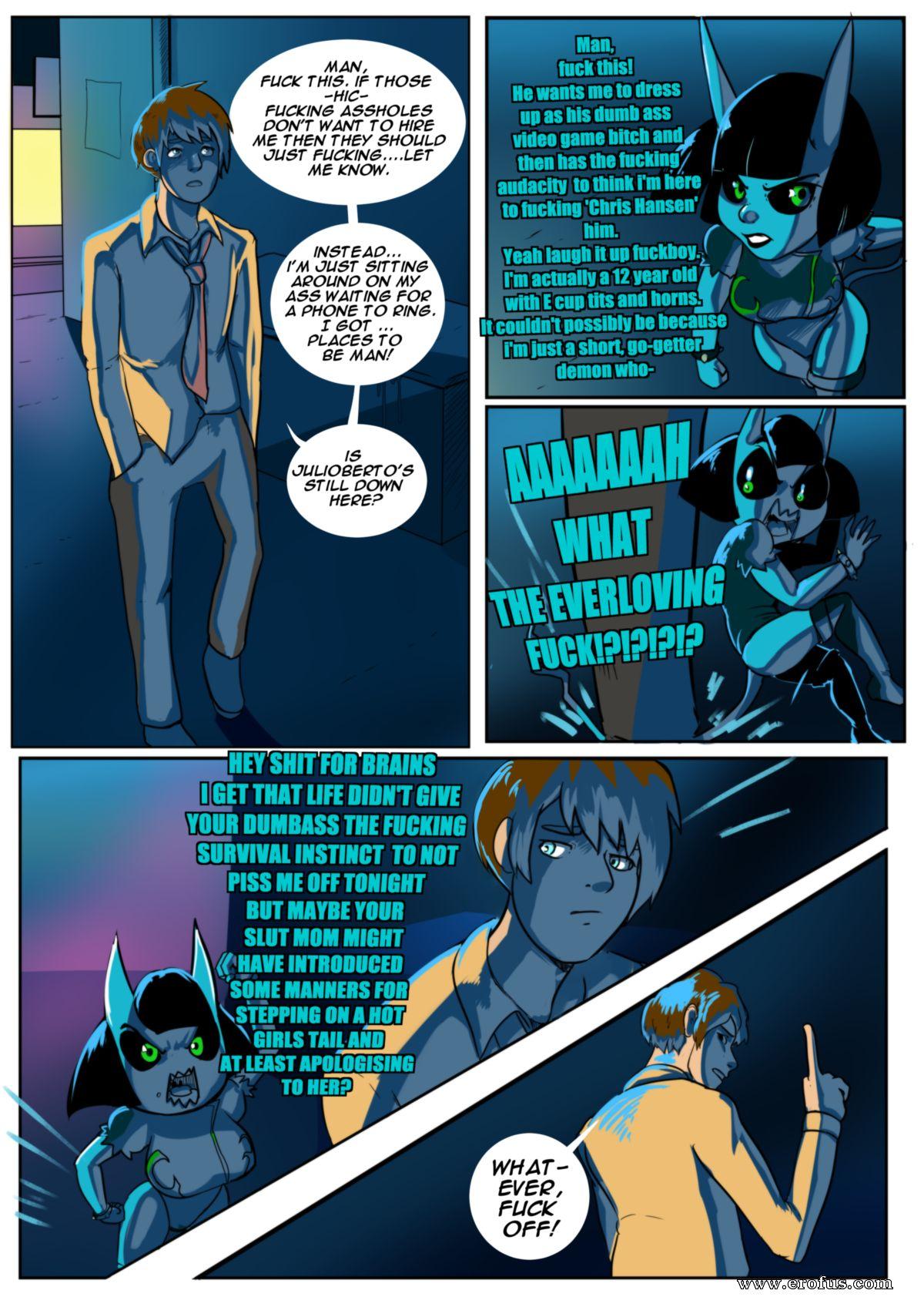 Forced Comic Porn page 2 | lemonfont-comics/forced-perspective | erofus - sex