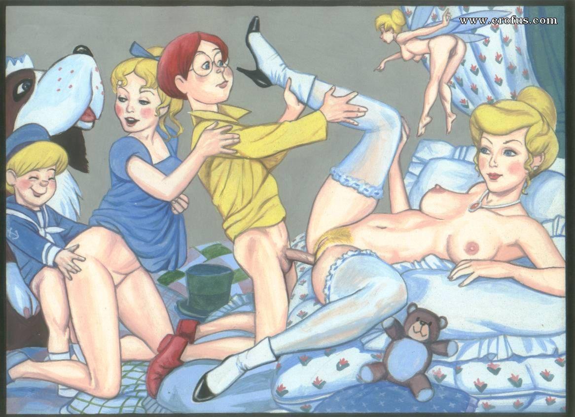 Comic toon gallery