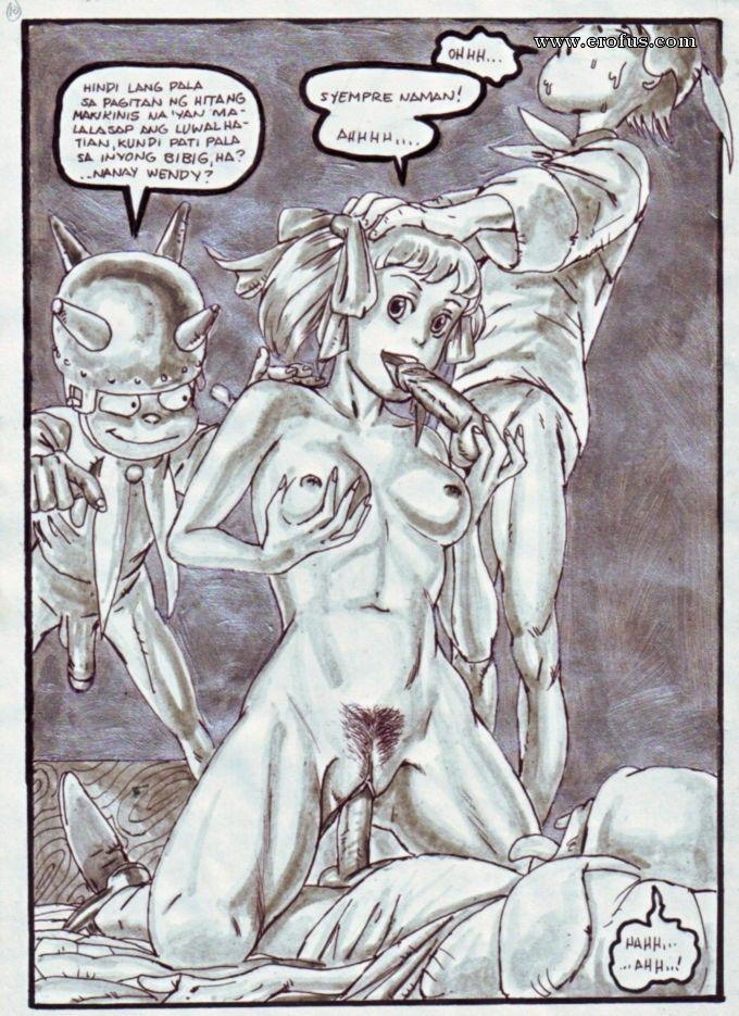 Peter Pan Sex Comics Pages Hentai And Cartoon Porn Guide Blog