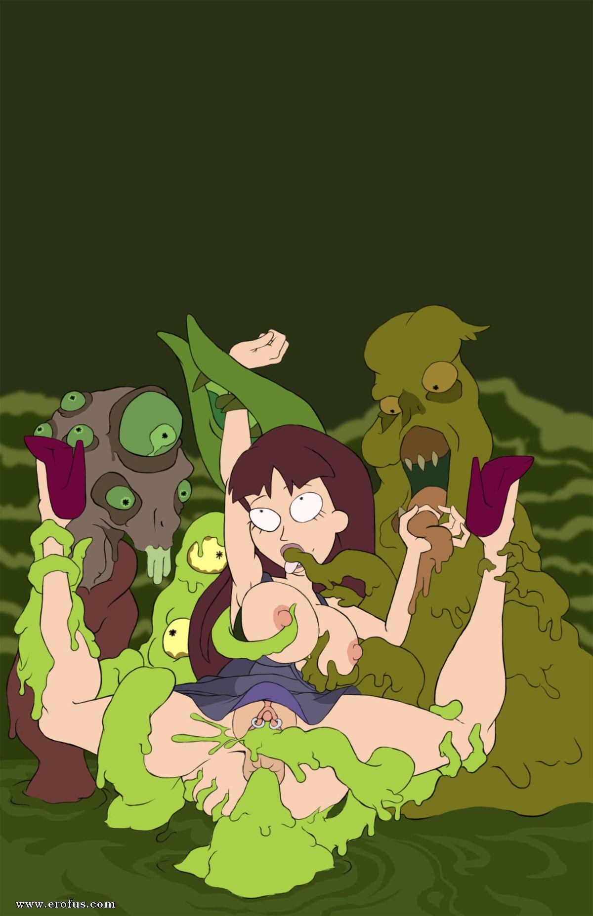 Rick And Morty Arthrisha Porn