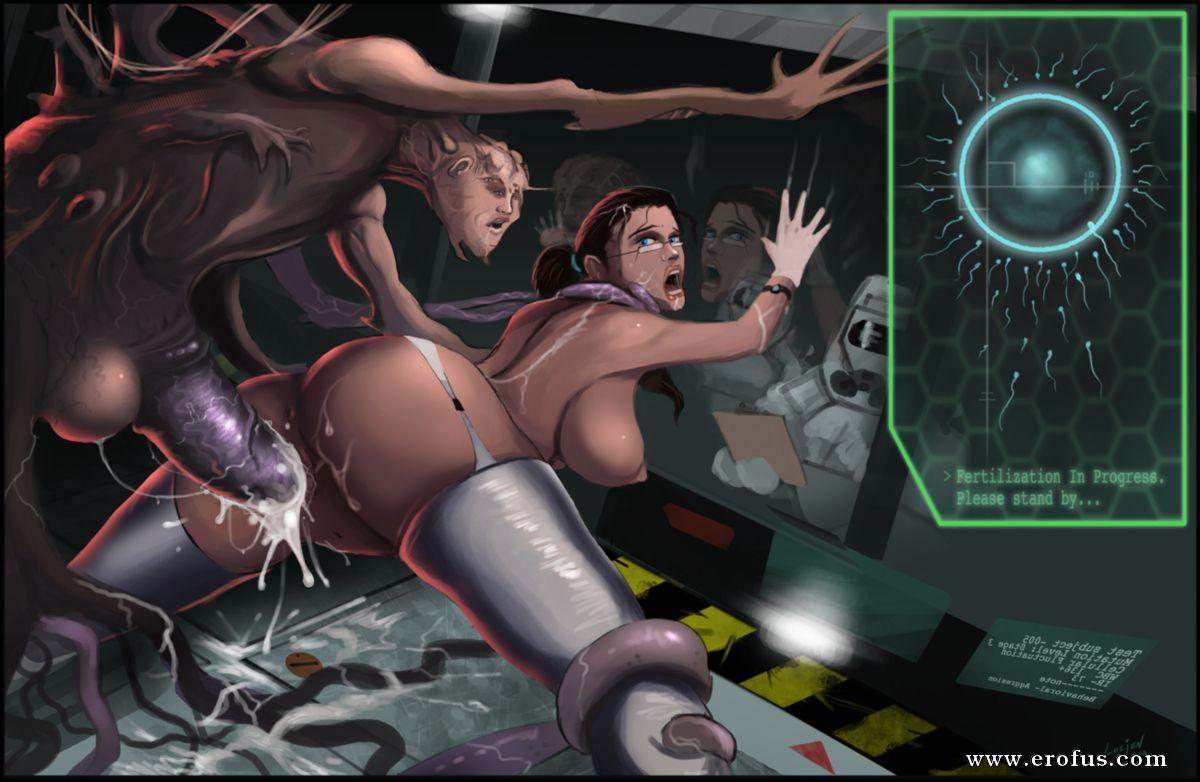 Alien Infestation