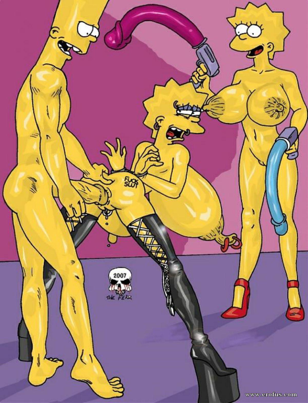 Simpsons The Fear Porn
