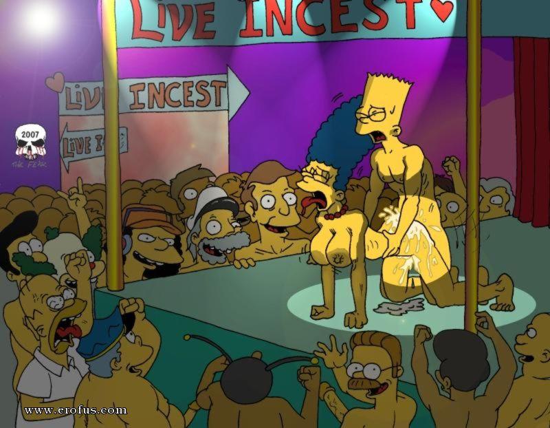 Bart Simpson Gay Xxx