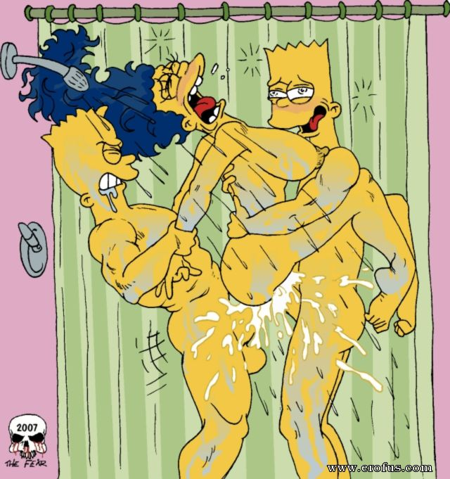 Bart and marge simpson tits porn