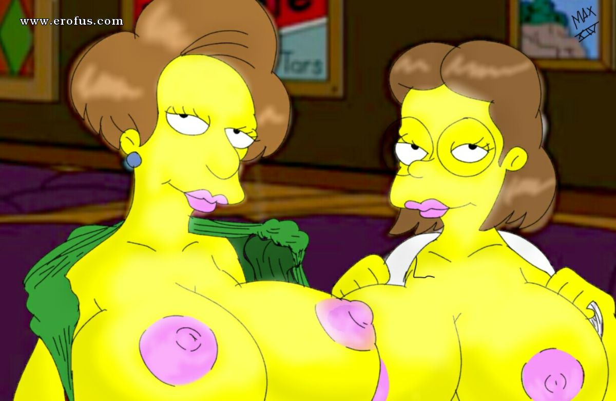 Lisa Blowjobs Dr Hibbert And Squirts Her Cunt Juice