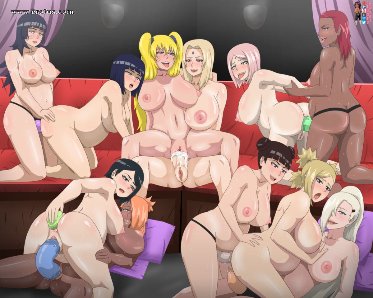 Watch free naruto porn