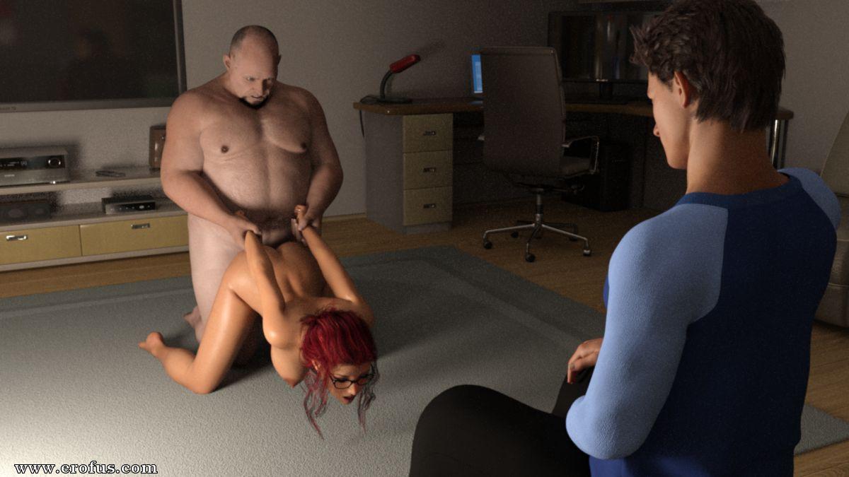 Babysitter porn images