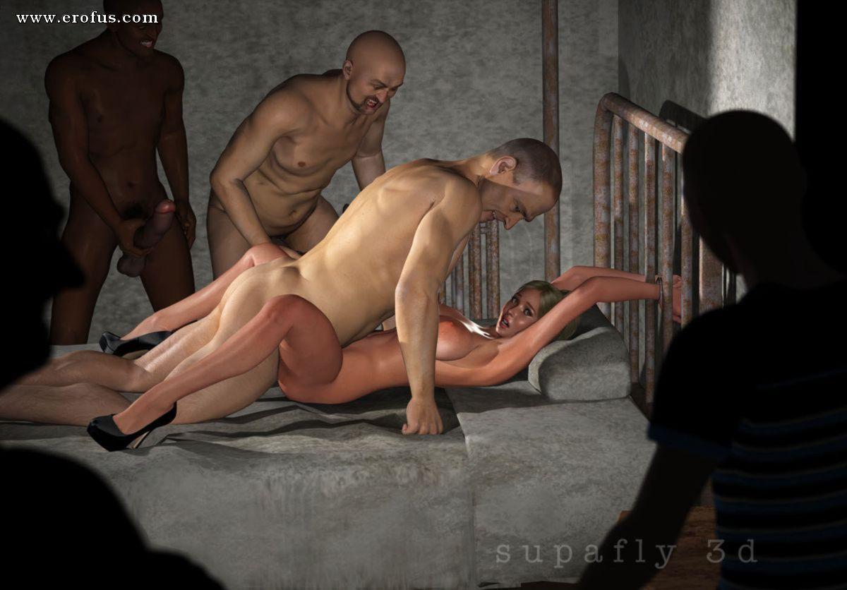 Sextifa3d nsfw comic