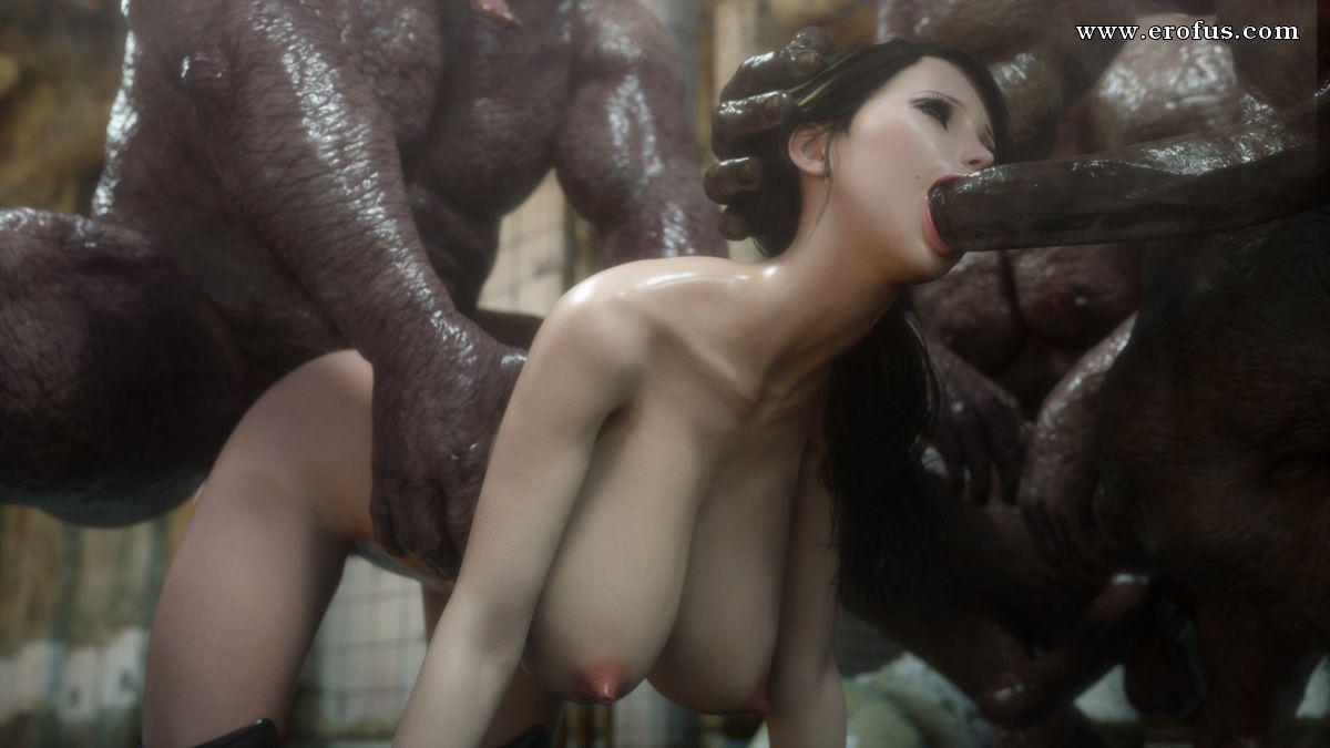 порно безумные мутанты гиганты