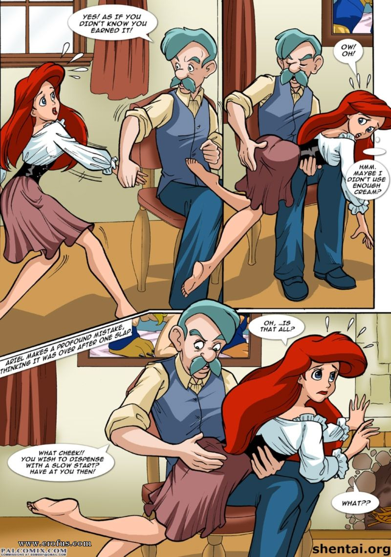 All Disney Porn page 17   palcomix-comics/ariel-explores   erofus - sex and