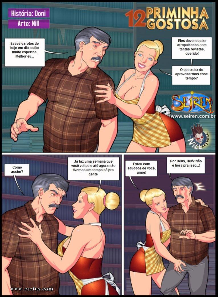 Arte O Porno page 2   seiren_com_br-comics/priminha-gostosa-hot-cousin