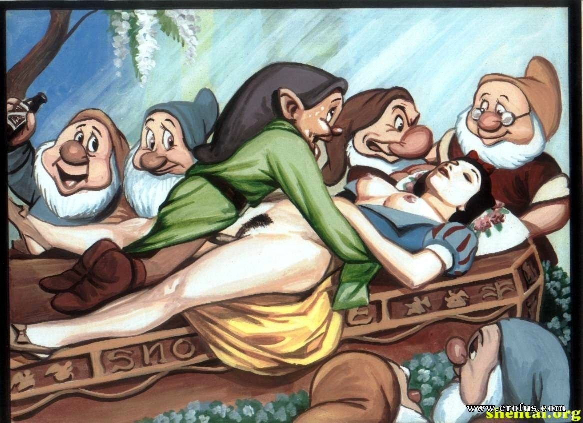 disney toon porno-comic