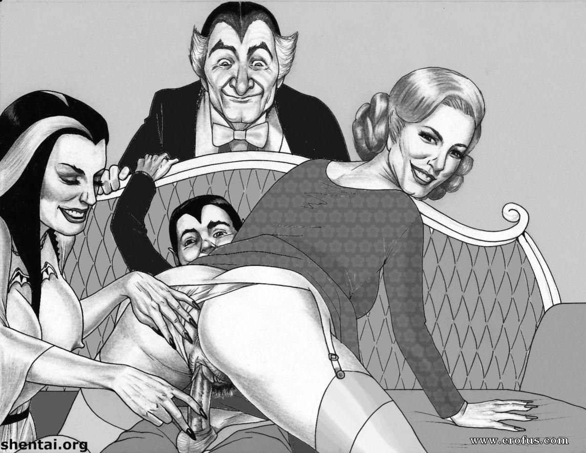 Порно Фильм Комиксы Инцеста